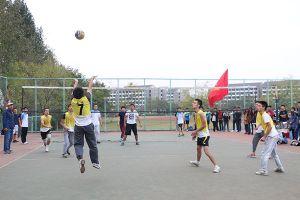 安徽大学排球比赛