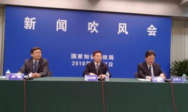China to hold high-level IP conference among Belt and Road countries