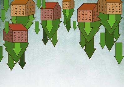 """热点二线楼市已""""跌跌不休"""" 房价调整从""""点""""蔓延到区"""