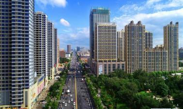 Scenery of Tangshan, N China's Hebei