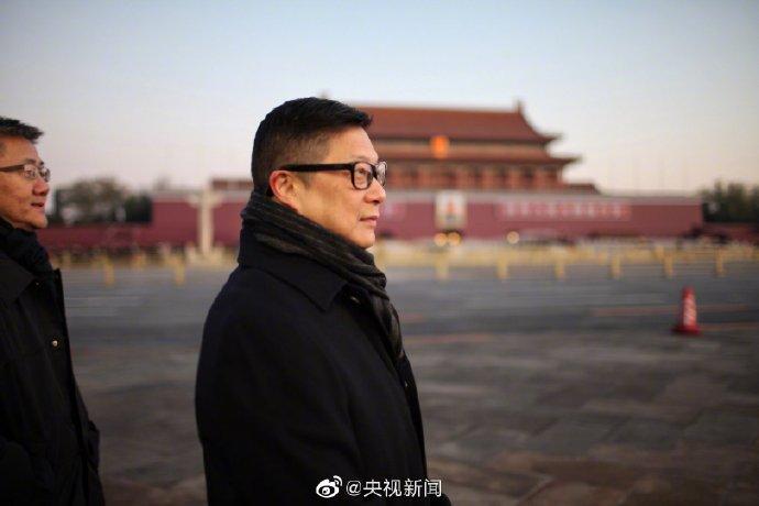 """港媒关注香港警队""""一哥""""北京之行:意义重大"""