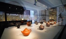广州1978美术馆开馆 百余紫砂藏品免费展出
