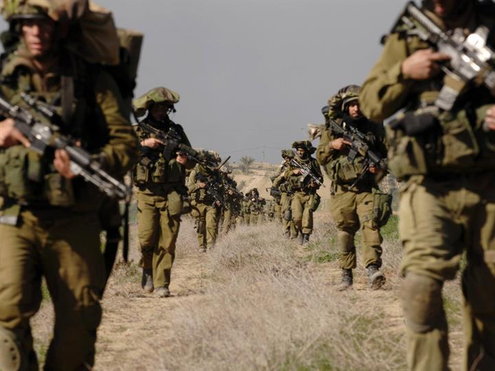 以军称击毙5名试图越境发动袭击的加沙武装人员