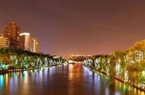 京杭大运河夜景