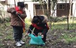 吴兴区积极开展垃圾分类为主题的学雷锋活动