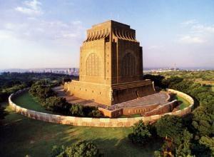 比勒陀利亚的先民纪念馆