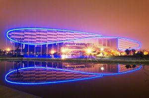会展中心夜景
