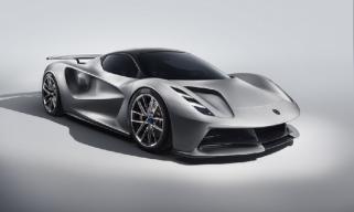 路特斯發佈2000馬力純電動超跑Evija 3秒破百