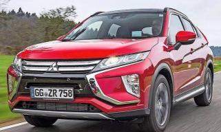 三菱将推两款全新SUV!年内开售/升级2.4L引擎