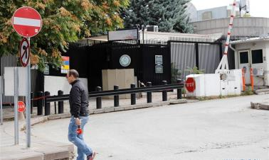 Shots fired at U.S. embassy in Turkey, no casualties reported