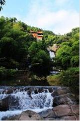 徐霞客观瀑处观瀑