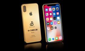 镀金版新款iPhone接受预定 价格为113000美元