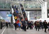 春运客流高峰来袭!2月1日,长三角铁路预计发送旅客207万人次