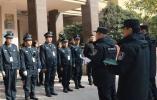 5月1日起,一律收缴违规保安制服,违者从重处罚!