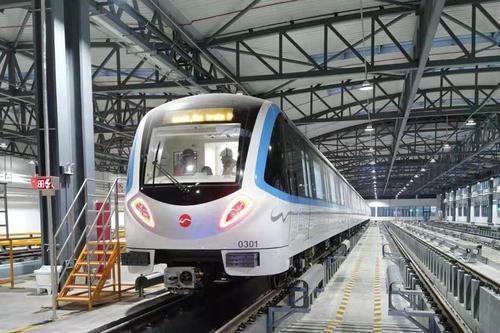 无锡地铁3号线上线调试 预计今年年底通车运营