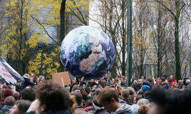 Climate inaction should be seen as crime against humanity