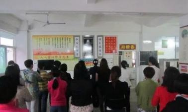 Archaic 'feminine virtue' class cancelled in Wenzhou