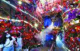 水雾、许愿牌……情景式购物中心亮相平江府路
