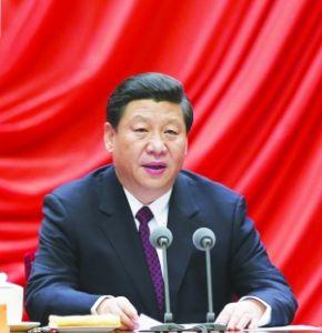 习近平讲在中央纪委二次全体会议上讲话