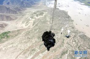 人民空军空降兵:锻造空降作战尖刀利刃