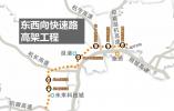 杭州中环来了!东西向快速路预计7月31日开通