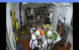 食堂员工未洗手未戴口罩帽子? 监控探头将实时自动识别抓拍!