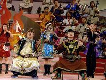 蒙古族艺人的四胡演奏