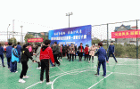 义蓬街道南沙村举办趣味运动会暨毅行大赛