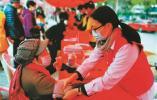 學雷鋒志願服務主題月啟動 寧波3月份計劃開展2000余場活動