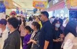 """江苏""""五一""""黄金周全省消费品市场累计实现销售额约80.36亿,同比增长61.7%"""