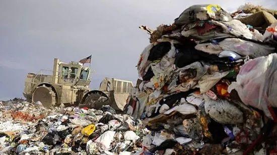中国拒收洋垃圾 生活垃圾最大制造国美国自食其果