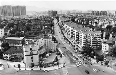"""在距离杭州336公里外的江西上饶 有个通用语言是""""杭州话""""的铁路新村"""