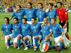 意大利国家男子足球队