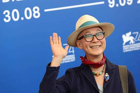 杨凡担任第74届威尼斯国际电影节主竞赛单元评委