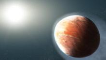 """""""橄榄球""""状系外行星"""