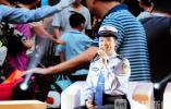 南京交警女子中队成立十周年 快来看看她们的故事