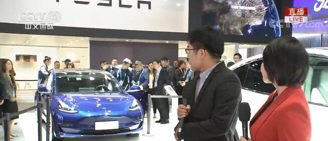 新技术新能源 进博会让人们看见智能出行的未来