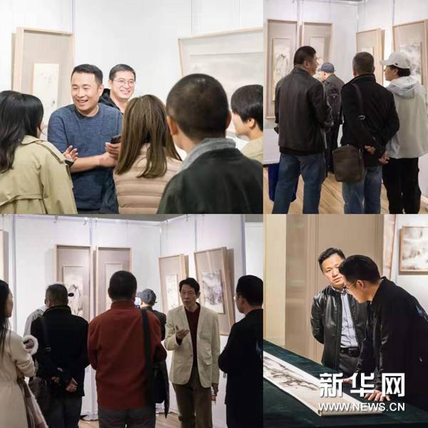 """""""大道之行莫隐无名""""王道行艺术展北京站开幕"""