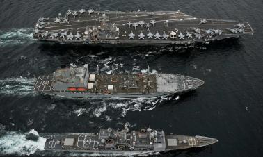 """Opinion: US Indo-Pacific strategy: a mixture of """"hedging"""" and """"wedging"""""""