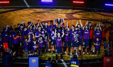 Barcelona confirm first summer tour to China in nine years
