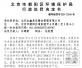 未备案建设项目环境影响登记表 北京永鑫昊臣餐饮被罚款5000元
