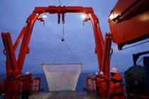 中国南极考察队首次在宇航员海展开综合科考_新华网
