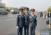 常州3名军医参加阅兵,苦练208天,只为长安街上128步