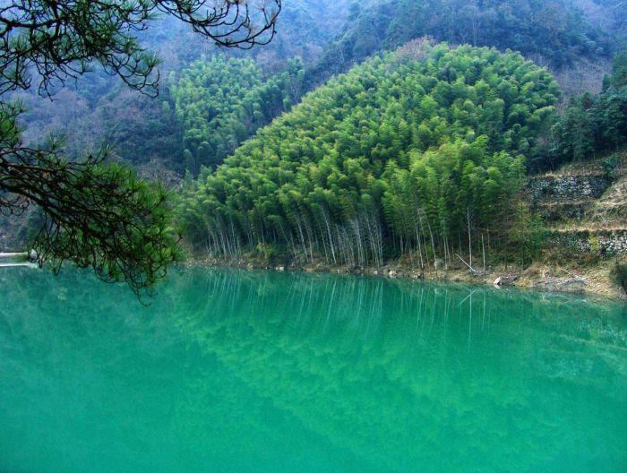 浙西大峡谷一景
