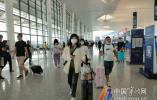 宁波机场首次开通往返安徽阜阳航线 每周4班