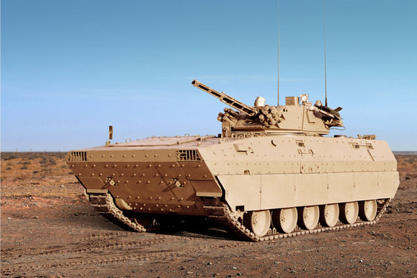 VN12型履带式步兵战车