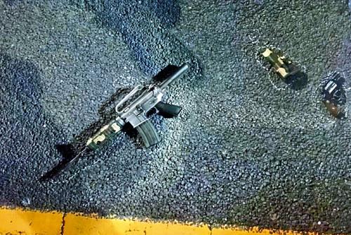 """山口组前高层射杀敌帮成员:使用美式步枪 打算继续""""清理门户"""""""