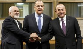 Russia, Iran, Turkey agree on convening first session of Syrian Constitutional Committee early next year