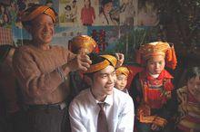 瑶族嫁男和嫁女
