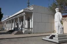 林基路烈士纪念馆